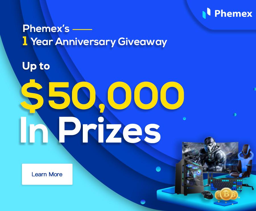 Phemex video contest