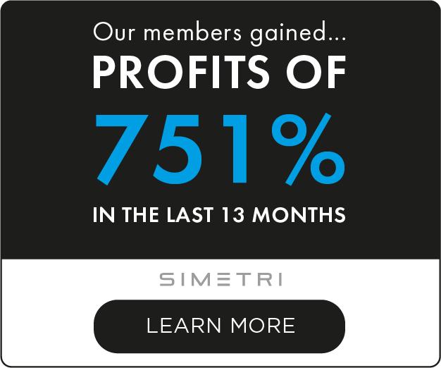 SIMETRI gains of 751%