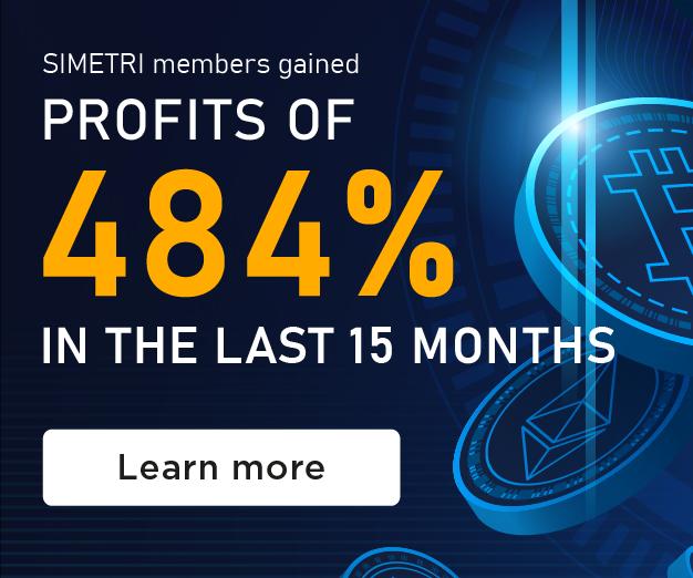 SIMETRI gains of 484%