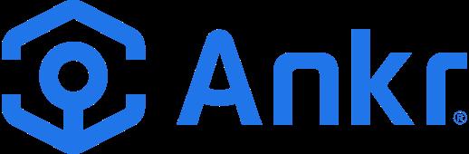 Ankr's logo